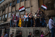 Egypt: revolutionary coup