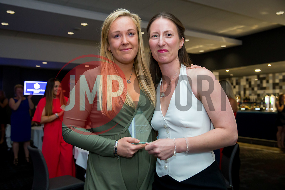 Bristol Ladies Rugby End of Season Dinner in the Lansdown Suite at Ashton Gate - Rogan Thomson/JMP - 05/05/2017 - RUGBY UNION - Ashton Gate Stadium - Bristol, England.