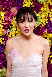 Constance Wu attending the Crazy Rich Asians Premiere held at Ham Yard Hotel, London.