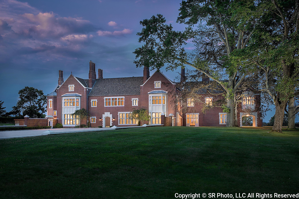 Helmsley estate, Dunnellen Hall, Greenwich CT, Leona Helmsley, real estate photography,