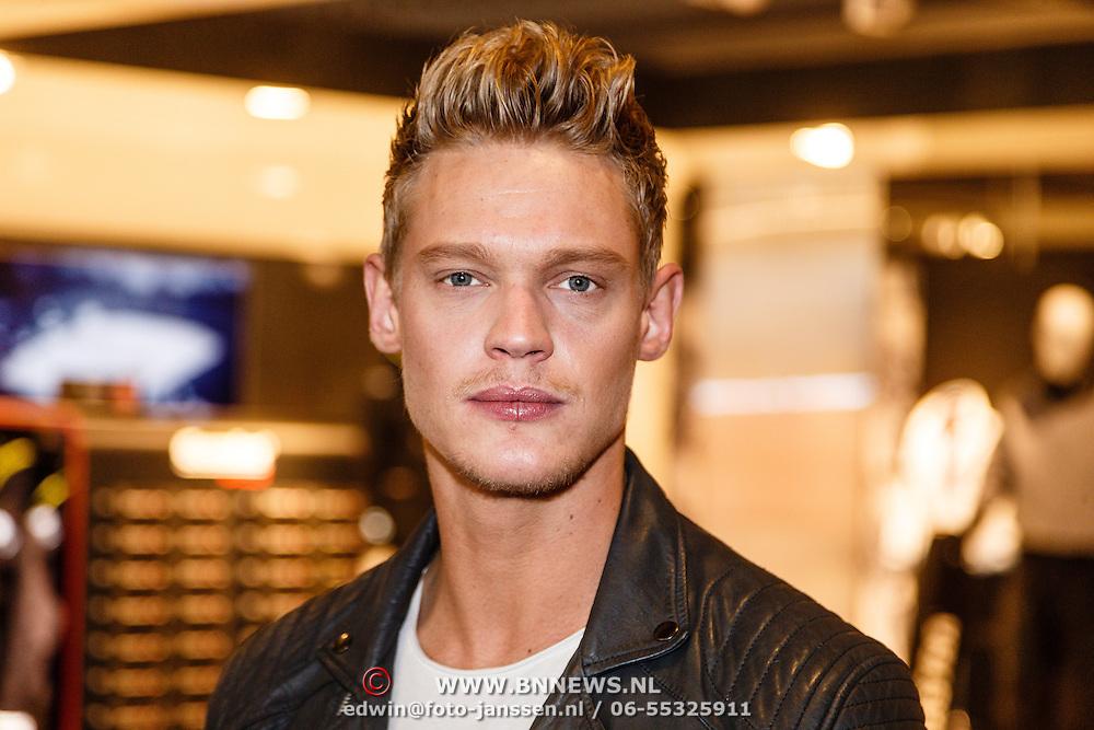 NLD/Amsterdam/20160105 - Persdag cast Sneekweek, Ferry Doedens