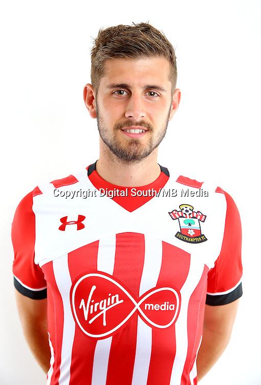 Southampton FC headshots.<br /> Jack Stephens