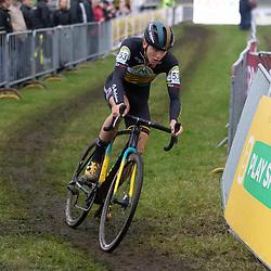 13-10-2019: Cycling: Superprestige Cyclocross: Gieten <br />Thibay Nys pakt de overwinning