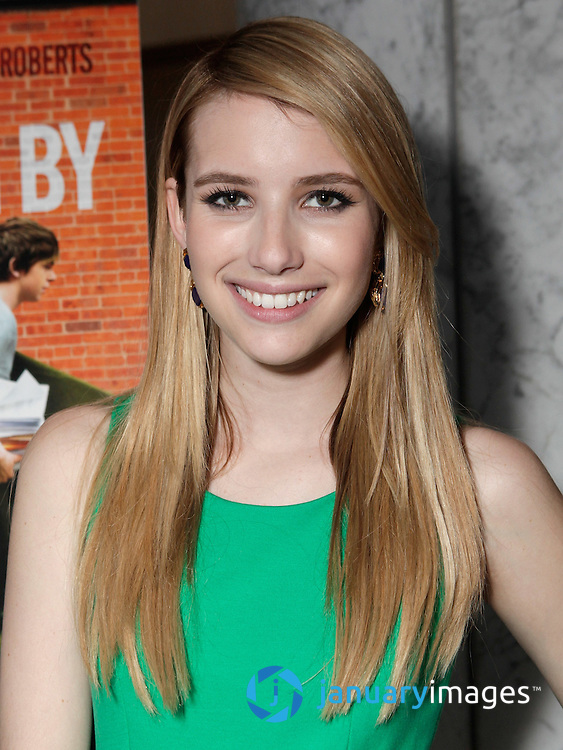 """BEVERLY HILLS, CA - JUNE 06:  Emma Roberts attends a Fox Searchlight screening Of """"The Art Of Getting By"""" at Clarity Theater on June 6, 2011 in Beverly Hills, California.  (Photo by Todd Williamson/WireImage)"""