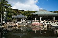 Tempel nummer 38, Kongōfuku-ji<br /> <br /> Pilgrimsvandring till 88 tempel p&aring; japanska &ouml;n Shikoku till minne av den japanske munken Kūkai (Kōbō Daishi). <br /> <br /> Fotograf: Christina Sj&ouml;gren<br /> Copyright 2018, All Rights Reserved<br /> <br /> Temple 38 Kongōfuku-ji (金剛福寺) of the Shikoku Pilgrimage, 88 temples associated with the Buddhist monk Kūkai (Kōbō Daishi) on the island of Shikoku, Japan