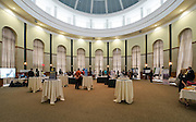 Ohio University campus communicators gathered Wednesday, May 13, 2015 in Walter Hall Rotunda for the first ever CCN Expo.