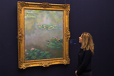2015-10-09 Sotheby's expects to fetch up to $50 million with Monet sale