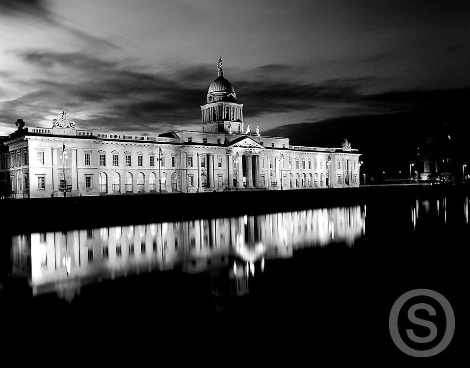 Photographer: Chris Hill, Customs House, Dublin