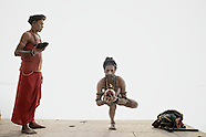 Naga Sadhus