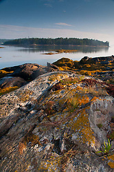 Holbrook Island Sanctuary, Brooksville, Maine, US