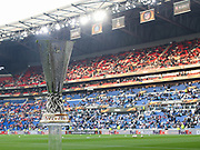 Europa League cup prior the Europa League Final match between Olympique de Marseille and Atletico Madrid at Orange Velodrome, Marseille, France on 16 May 2018. Picture by Ahmad Morra.