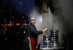Xinjiang Uighur daily life