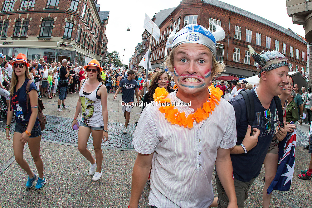 Tall Ships Races 2014, Esbjerg