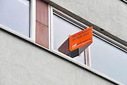 Nederland, Nijmegen, 29-4-2012Appartement te koop aangeboden.Deze eigenaren verkopen het huis zonder tussenkomst van een makelaar.Foto: Flip Franssen/Hollandse Hoogte