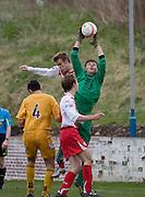 Dundee v Dumbarton - under 19s