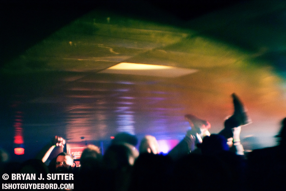 Another wild show from self proclaimed flower punks The Black Lips. The Firebird, Saint Louis, Missouri. April 21st, 2011.