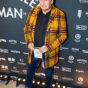 NLD/Amsterdam/20191114 - Uitreiking Esquires Best Geklede Man 2019, Hennie Huisman