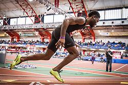 Men's College 200m, Armory Track Invitational Indoor,