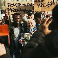 Marcia antifascista e antirazzista - Milano 10.2.2018