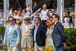 Knokke Hippique, Gheysens Paul, Lippens Leopold, Conter Stefan, Van Guyse Ellen <br /> Grand Prix Rolex powered by Audi <br /> CSI5* Knokke 2019<br /> © Hippo Foto - Dirk Caremans<br /> 30/06/2019