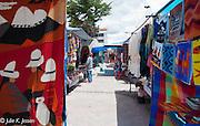 Otovalo Market, Imbabura Province