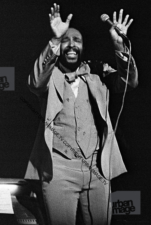Marvin Gaye live in London