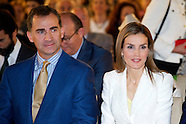 "0670314 Spanish Royals Delivery of ""Scholarships and Research Grants"" of Iberdrola Foundation"