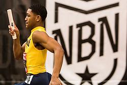 New Balance High School National Indoor Track & Field Championships: boy's 4x200 relay final,
