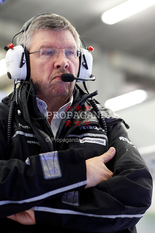 Motorsports / Formula 1: World Championship 2010, GP of Belgium, Ross Brawn (ENG, Mercedes GP Petronas),