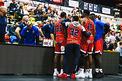 Bristol Flyers play Surrey Sharks - Rogan/JMP - 14/10/2018 - BASKETBALL - Copper Box Arena - London, England - British Basketball All-Stars Championship 2018.