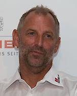 Thomas Muster (AUT),Portrait,Prerssekonferenz,<br /> <br /> Tennis - Porsche Grand Prix - WTA -   - Stuttgart -  - Germany  - 20 April 2015. <br /> &copy; Juergen Hasenkopf