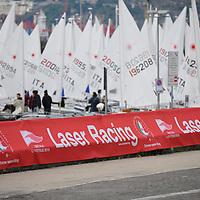 Italia Cup Laser Salerno 2011