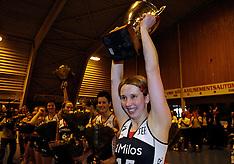 20050227 NED: Final Beker; Longa 59 - AMVJ, Amstelveen