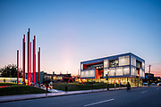 AFAS Center for the Arts   Stitch Design Shop   Winston-Salem, North Carolina