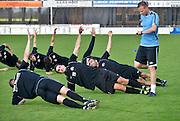 Nederland, Groesbeek, 1-7-2014De slectie van voetbalploeg Achilles 29 is weer begonnen met trainen.Foto: Flip Franssen/Hollandse Hoogte