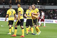 Joie Lille - Nolan ROUX - 23.05.2015 - Metz / Lille - 38e journee Ligue 1<br />Photo : Fred Marvaux / Icon Sport