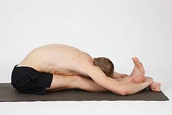 Paschimattanasana, Seated Forward Bend, Western Intense Stretch Posture, forward bend