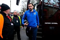 Edward Upson of Bristol Rovers - Mandatory by-line: Robbie Stephenson/JMP - 12/01/2019 - FOOTBALL - Wham Stadium - Accrington, England - Accrington Stanley v Bristol Rovers - Sky Bet League One