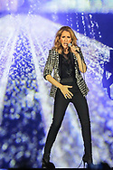 NICE, FRANCE - JULY 20:  Celine Dion performs at Allianz Riviera Stadium on July 20, 2017 in Nice, France.  (Photo by Tony Barson/Getty Images)