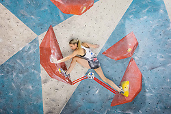 Tjasa Kalan during training competition of Slovenian National Climbing team before new season, on June 30, 2020 in Koper / Capodistria, Slovenia. Photo by Vid Ponikvar / Sportida