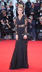 September 3, 2017 - Venice, Italy - Elisabetta Pellini  walks the red carpet ahead of the 'The Leisure Seeker (Ella & John)' screening during the 74th Venice Film Festival  in Venice, Italy, on September 3, 2017. (Credit Image: © Matteo Chinellato/NurPhoto via ZUMA Press)