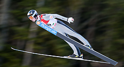 19.12.2014, Nordische Arena, Ramsau, AUT, FIS Nordische Kombination Weltcup, Skisprung, PCR, im Bild Martin Fritz (AUT) // during Ski Jumping of FIS Nordic Combined World Cup, at the Nordic Arena in Ramsau, Austria on 2014/12/19. EXPA Pictures © 2014, EXPA/ JFK