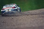 Ultrateck Racing / Team RJN Nissan 370z GT4 with drivers Richard Taffinder & Martin Plowman | British GT Championship | Donington Park | Photo: Jurek Biegus