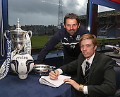 16-08-2014 - Craig Wighton contract extension