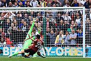 Bradford City v Millwall, Play Off Final, Wembley, 20 May 2017