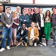 NLD/Noordwijk/20190513 -  Lentepresentatie Rick Engelkes Producties, Cast 'Verliefd op Ibiza'.