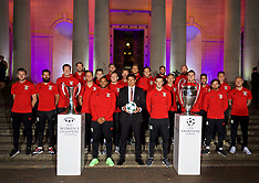 160831 Champions League Cardiff 2017 Gala Dinner