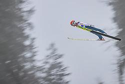 22.02.2019, Bergiselschanze, Innsbruck, AUT, FIS Weltmeisterschaften Ski Nordisch, Seefeld 2019, Nordische Kombination, Skisprung, im Bild Mario Seidl (AUT) // Mario Seidl of Austria during the Ski Jumping competition for Nordic Combined of FIS Nordic Ski World Championships 2019. Bergiselschanze in Innsbruck, Austria on 2019/02/22. EXPA Pictures © 2019, PhotoCredit: EXPA/ Dominik Angerer