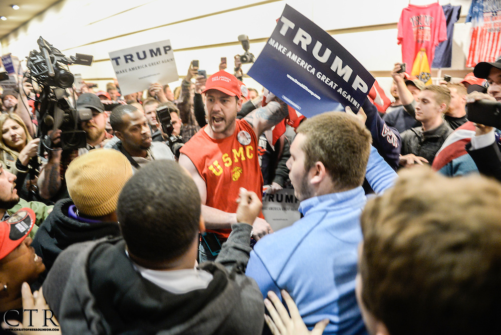 Donald Trump Rally<br /> Pittsburgh, PA<br /> 4/14/2016