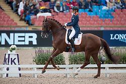 Witte-Vrees Madeleine, NED, Cennin<br /> FEI European Dressage Championships - Goteborg 2017 <br /> © Hippo Foto - Dirk Caremans